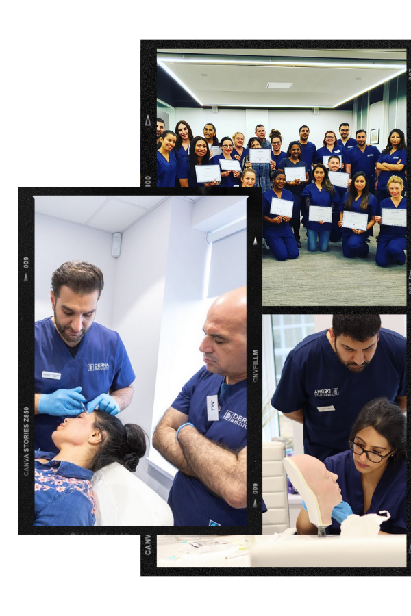 join level 7 diploma in injectables